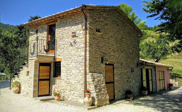 Bed And Breakfast Il Sentiero Di Armenzano - Umbria - Perugia