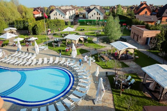 Wish Aqua & Spa Resort - Kiev - Boryspil Raion