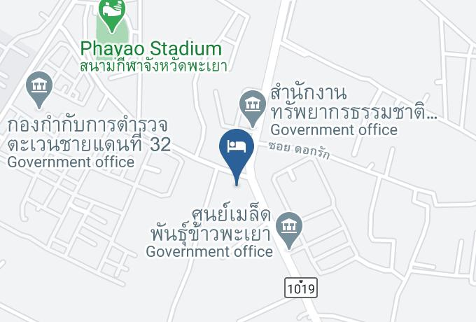 Br2 House Resort Map - Phayao - Amphoe Mueang Phayao