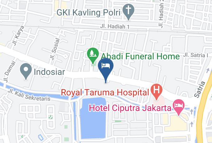Grand Tjokro Phone Number And Contact Number West Jakarta Indonesia Hotel Contact