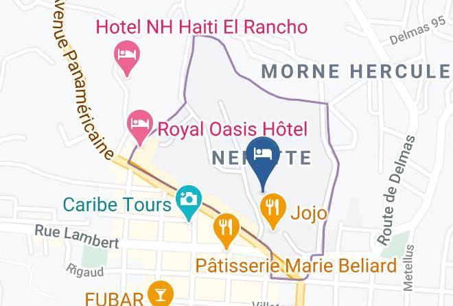 Cartina Geografica Haiti.Hotel Villa Therese Numeri Di Telefono E Informazioni Di Contatto Port Au Prince Haiti Hotelcontact Net