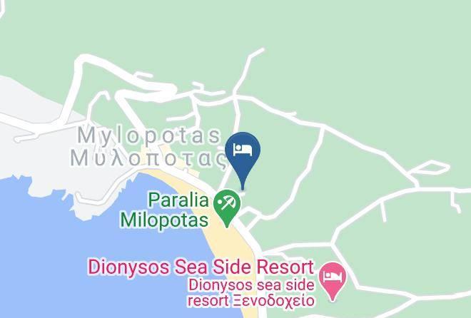Ios Cartina Geografica.Noufaro Hotel Numeri Di Telefono E Informazioni Di Contatto Thira Grecia Hotelcontact Net