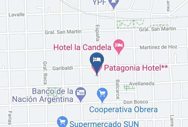 Patagonia Cartina Geografica.Patagonia Hotel Numeri Di Telefono E Informazioni Di Contatto Utracan Argentina Hotelcontact Net
