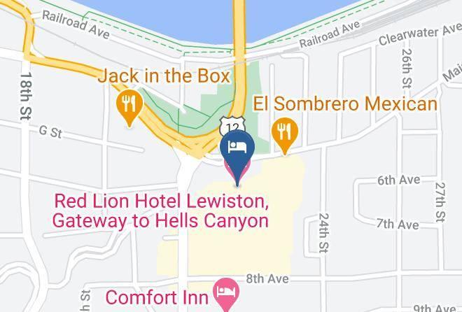 Red Lion Hotel Lewiston Gateway To Hells Canyon Telefon Numarasi Ve Iletisim Numarasi Nez Perce County Amerika Birlesik Devletleri Hotel Contact