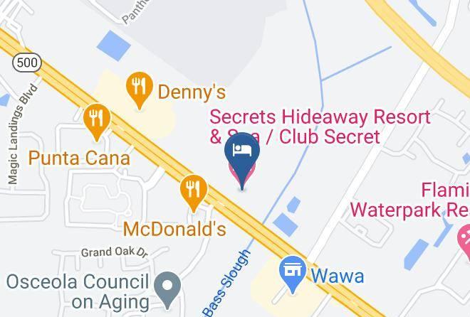 Secrets hideaway resort orlando