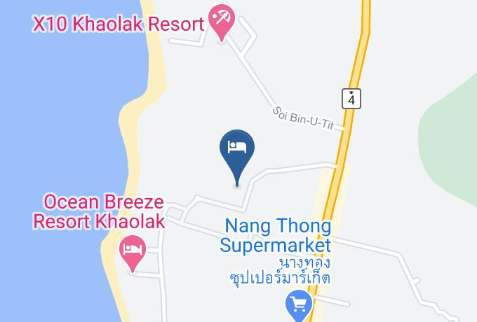 The Sands Khao Lak By Katathani Map - Phangnga - Amphoe Takua Pa